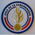 Badge tissus 10 cm